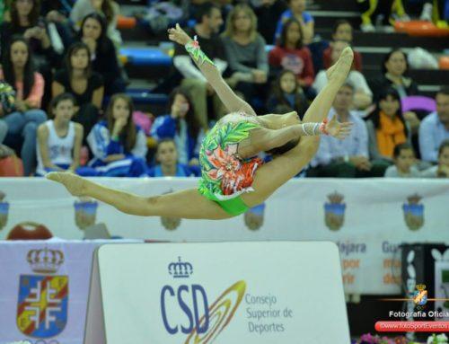 Entrevista a la gimnasta Natalia Mora
