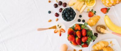 Nutrición y consejos adaptados a la Gimnasia Rítmica